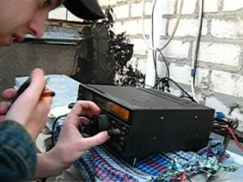 18-AUG-2012 2-way qso via satellite vo-52 ur3ctb with iz3pyz