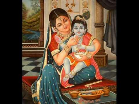 Thaye yashoda - Sudha raghunathan