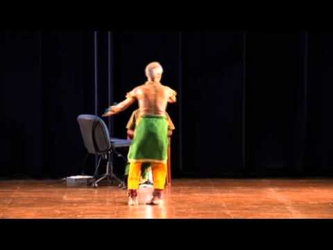 Female Dance-kathakali By Sri Balakrishnan video