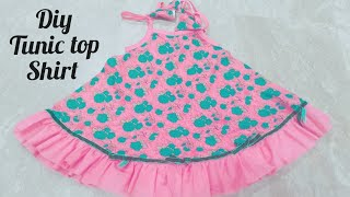 New trendy summer baby frocks design tutorial easy to make at home latest, baby /kids frock design