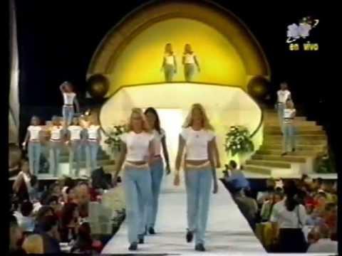 REINA PUNTA DEL ESTE 1997 - INGRID POKA & NATALIA GAMARRA - 1º Parte
