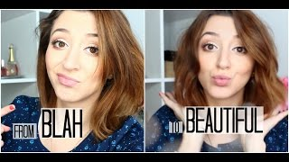 HOW TO MAKE YOUR HAIR LOOK GOOD | QUICK HAIR TUTORIAL
