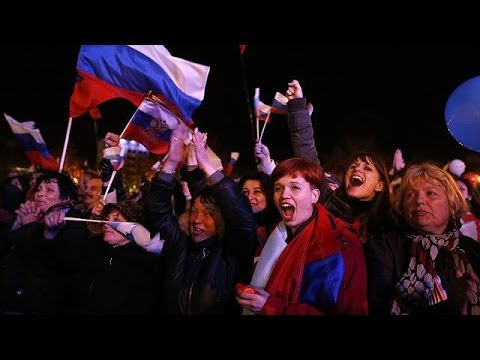 Crimea set to leave Ukraine and join Russia after referendum