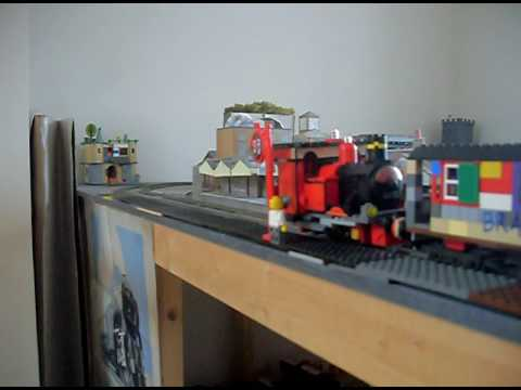 Lego Narrow Gauge Steam Train Lego Narrow Gauge Train