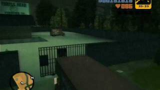 GTA 3 - Mission 22 - Traids And Tribulations