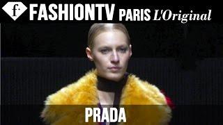 Prada Fall/Winter 2014-15 FIRST LOOK | Milan Fashion Week | FashionTV