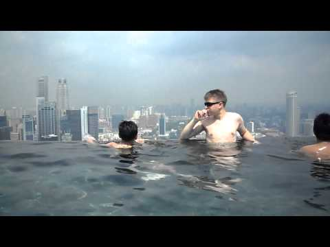 Marina Bay Sands, Infinity Pool