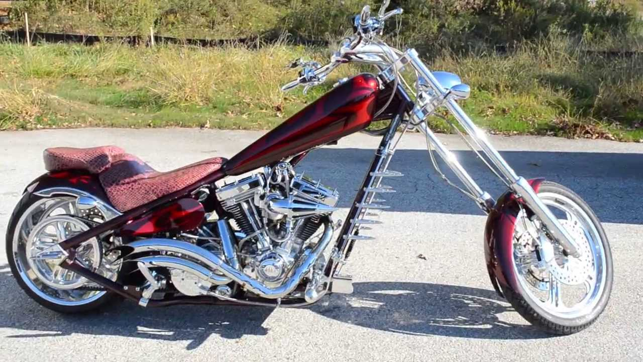 Harley Davidson Choppers For Sale In Texas