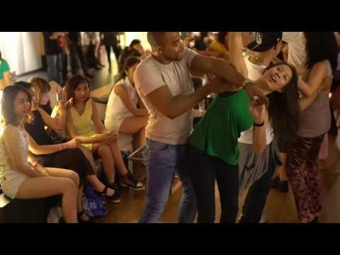 Zouk SEA 2016 Social Dances  Jean and Carlos ~ video by Zouk Soul