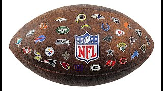 CAN YOU NAME ALL 32 NFL TEAMS BY ONLY LOOKING AT THEIR COLORS???