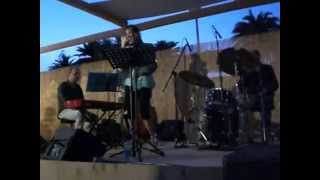 Greta Panettieri Jazz Quartet a Sunset Bay Club Lido Terracina Sviluppo