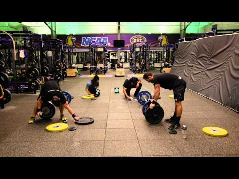 2012 CrossFit Games Open Workout 12.2 Workout Standards and Demo