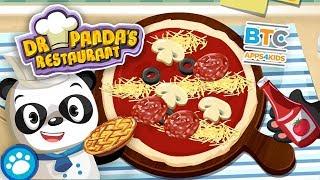 Dr Panda's Restaurant App for Kids
