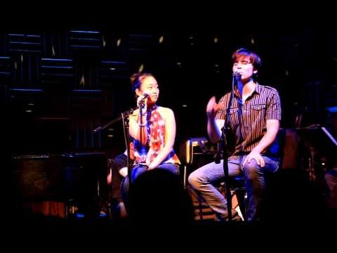 Matt Doyle and Alice Lee sing Falling Slowly