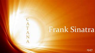 Watch Frank Sinatra Catana video