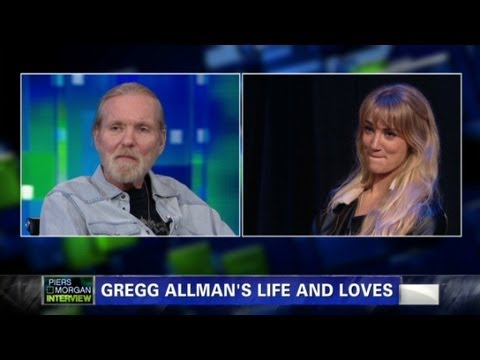 Gregg Allman has 24-year-old fiancé