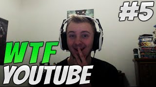WTF YOUTUBE?! ( YouTube Reads My Commentary ) #5