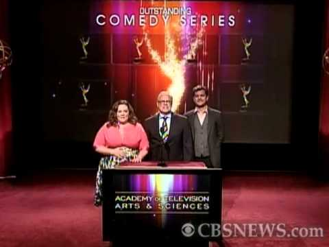 And the 2011 primetime Emmy nominees are