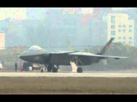 J-xx j-20 - China's 5th Generation Stealth Fighter (hd) video