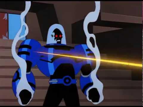Batman Beyond Mr. Freeze betrayed