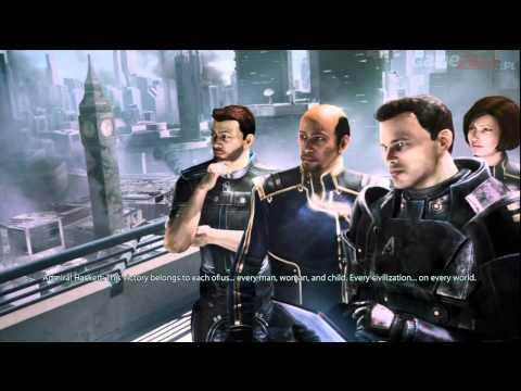 Mass Effect 3 (Extended Cut DLC) - Destroy Ending