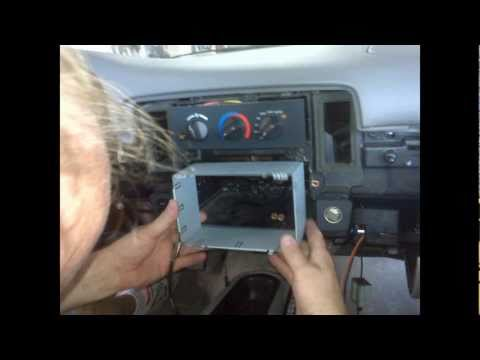 1996 IMPALA WITH AVH-4200DVD DOUBLE DIN CLEAN INSTALL