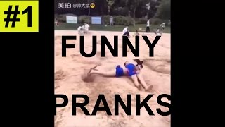 Funny Pranks: Top Funny Scary Pranks Compilation - Try Not to Laugh Funny Fail Compilation 2017 p #7