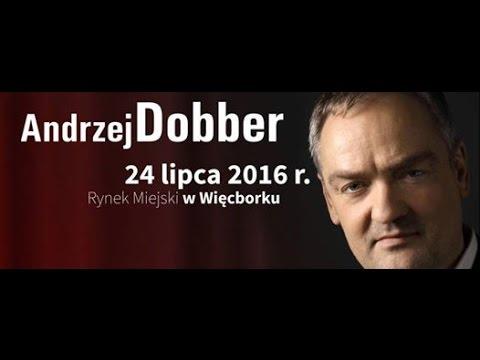 Andrzej Dobber - Koncert W Więcborku. Ujęcia Z Drona