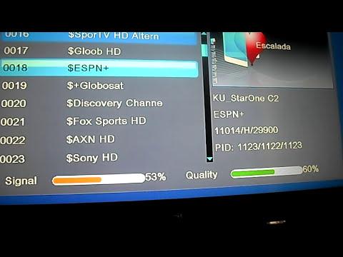 azbox bravoo+ hd atualização setembro configuração 11-09-2014