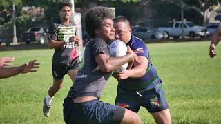 Marist vs Timberwovles Rugby