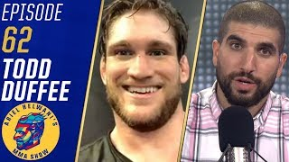 Todd Duffee on return: My best fight is coming this Saturday | Ariel Helwani's MMA Show