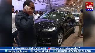 Namma Kudla news 24X7:siddharamayya visit to mangalore airport
