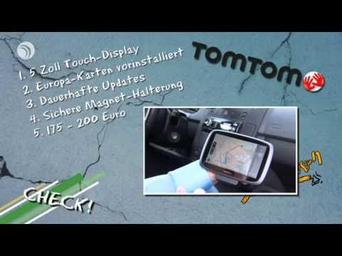 CHECK! Navigationssysteme: TomTom Go 500 vs. Garmin nüvi 2597LMT