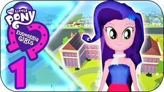 Equestria Girls - Nueva en la escuela - Ep 1