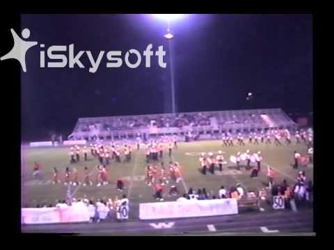 Gadsden High School Band 1989
