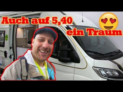 Download ROBETA DIONYSUS - Ein Kastenwagen Wohnmobil für den Alltag - CMT Stuttgart 2019 Mp4 baru