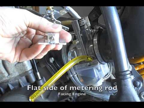Lectron Installation and Tuning on a  2 stroke engine