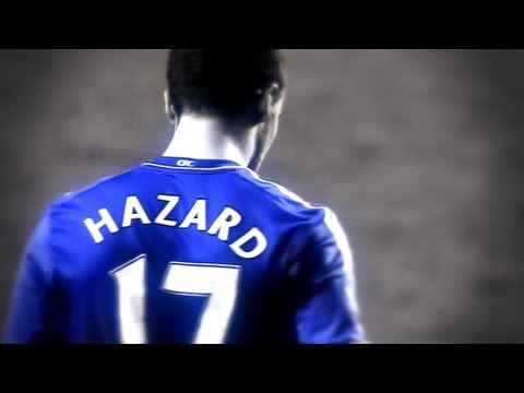 Eden Hazard • Chelsea • 2013 | Skills and Goals