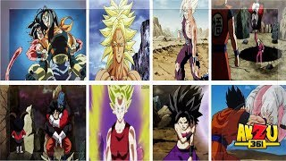 CURIOSIDADES Y ERRORES DRAGÓN BALL SUPER 101 | TODAS LAS REFERENCIAS A DRAGON BALL Z Y GT | ANZU361