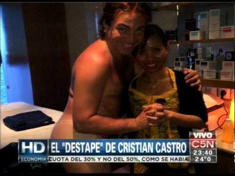 C5N - HUMOR EN HD: EL DESTAPE DE CRISTIAN CASTRO