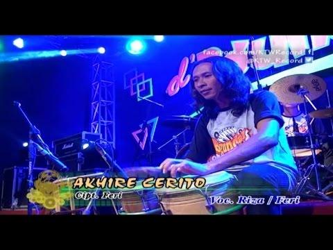 Riza Zaenal Ft. Veri - Akhire Cerito - [Official Video]
