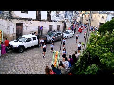 S�o Mamede de Ribatua Prociss�o 2014-09-08 (1/5)