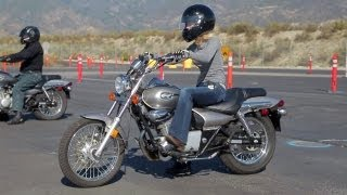 Motorcycle Riding 101: Earning the M1 License! - Wide Open Throttle Episode 47