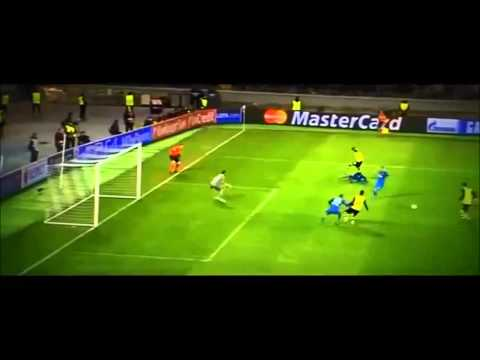 Zenit St Petersburg 2 vs Borussia Dortmund 4 Champions League 2014