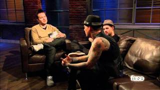 Good Charlotte's Worst Tattoos - Hoppus On Music