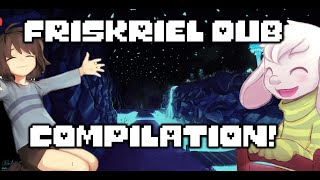 Frisk and Asriel Dub Compilation! (Undertale Comic Dub) (69k Special Day 3)