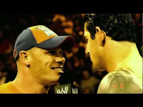 WWE - Nexus vs John Cena - 7 on 1 Handicap match - Promo (HD)