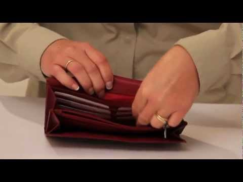 Identity Stronghold Secure Wallet Ladies Clutch Overview Rfid Blocking