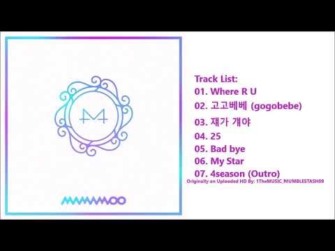 Download FULL ALBUM 마마무MAMAMOO - White Wind 9th Mini AIbum Mp4 baru