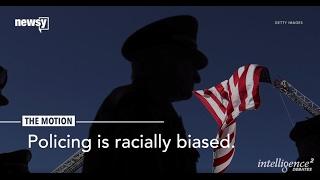 7-Minute Debate: Policing is Racially Biased